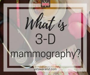Menopause/Women's Health/Gratitude/Anti-Aging/Wellness/Mammogram/3-D Mammogram